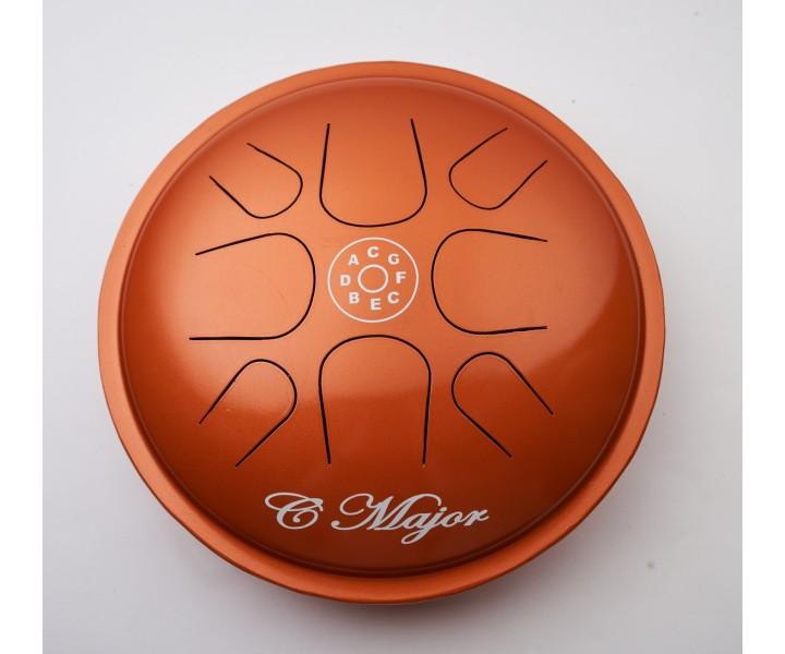 Hapy drum Ufo orange F major