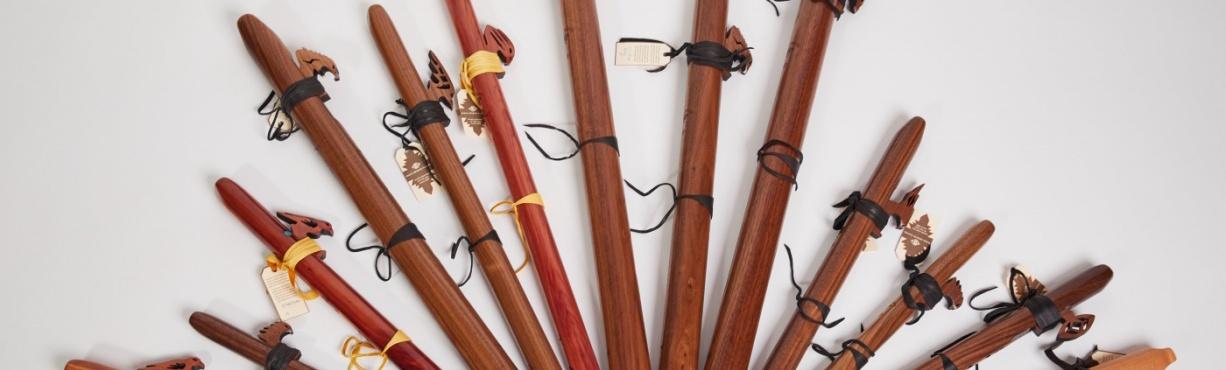 Native flutes