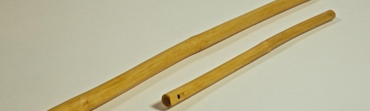 Wood Overtone Flutes