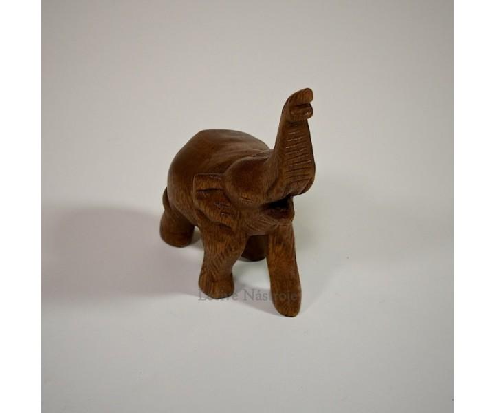 Noisy Carved Elephant