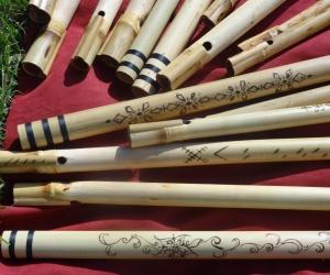 Overtone Flute medium
