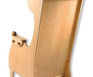 Singing Chair Tambura tuning