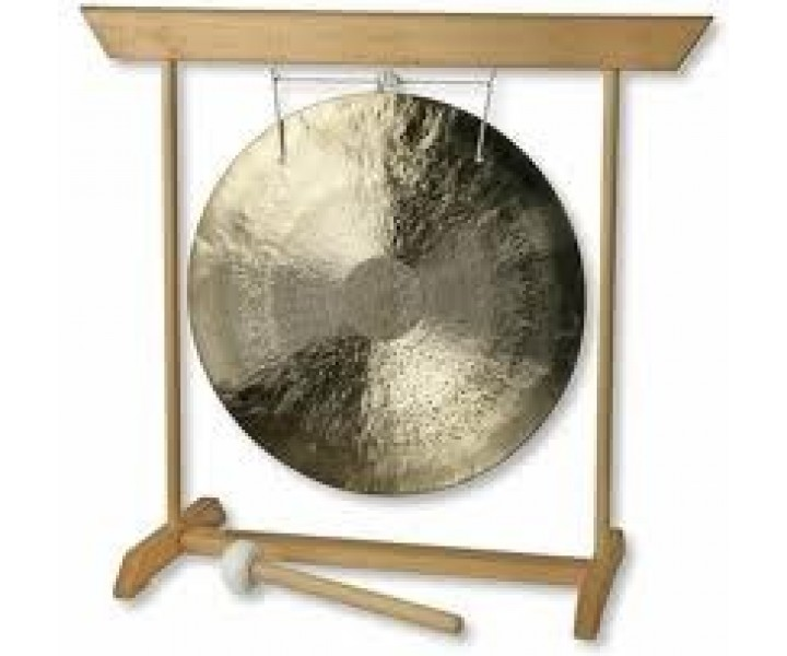 Small Feng gong with Beech Stand