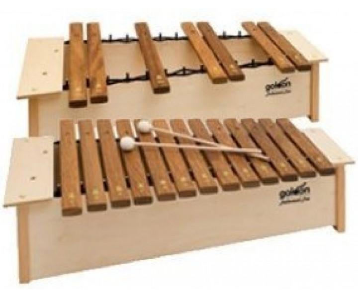Alto xylophone chromatic