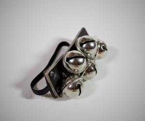 Sleighbell wristlets