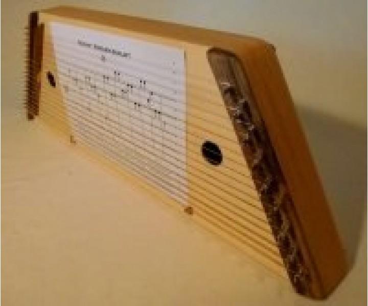 Interactive songharp
