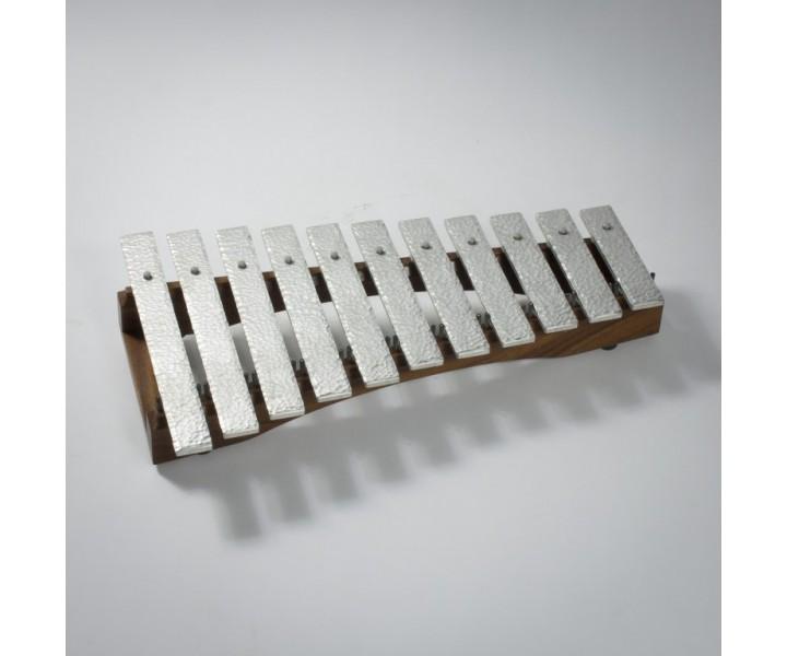 Metalophone 11 bar diatonic