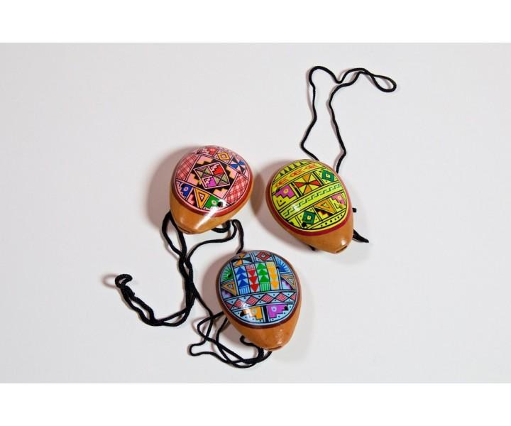 Painted ocarina