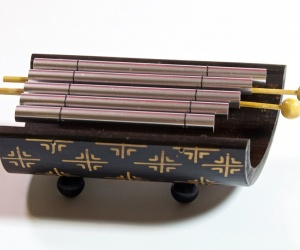Gamelan 5 tones