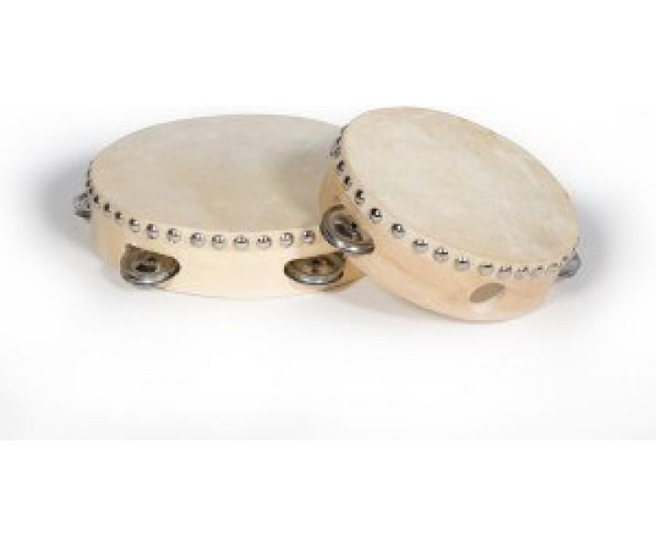 Set of tambourine