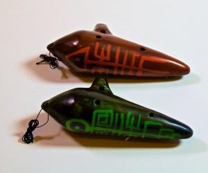 Ocarina submarine 20 cm