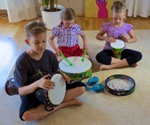 Set of LENA drums