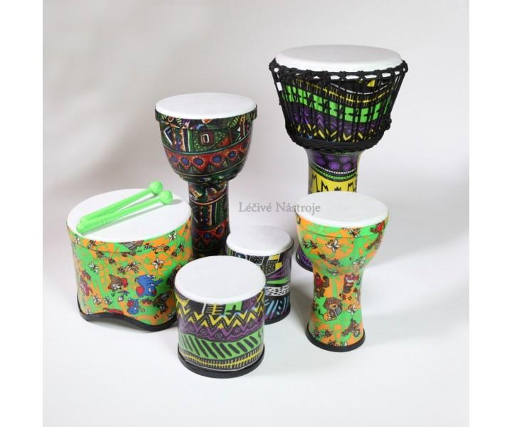 Big drummer set