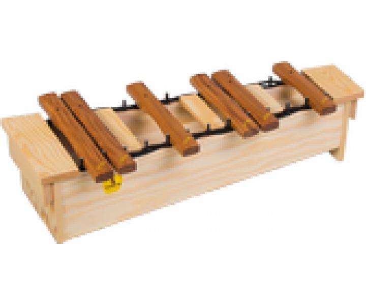 Sopran chromatic xylophone 1600