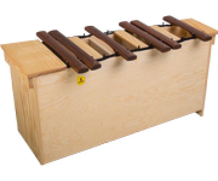 Bas chromatic xylophone 2000