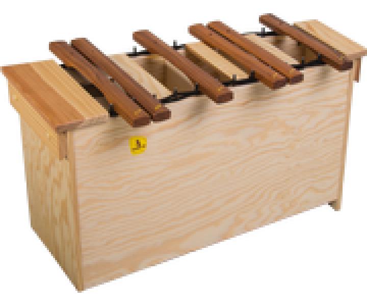 Bas chromatic xylophone 1600