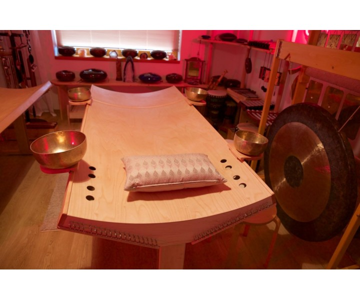 Therapeutic vibration bed large Exclusive