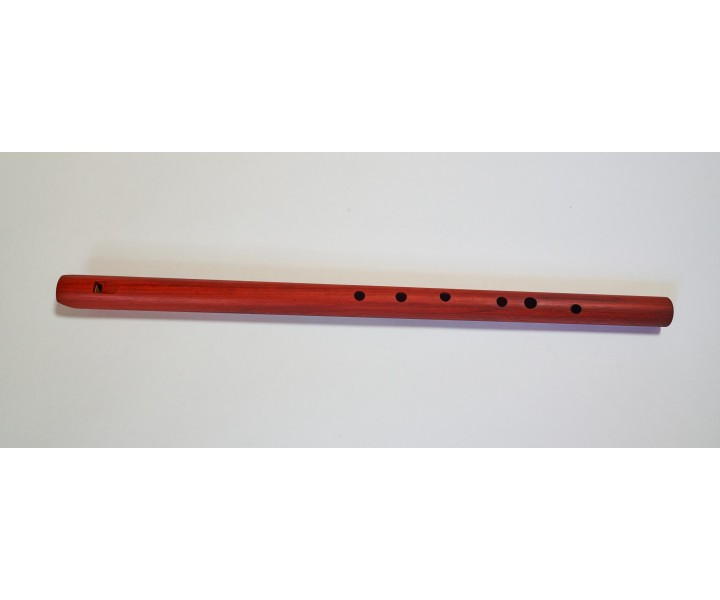 Meditation Flute F from Red Wood