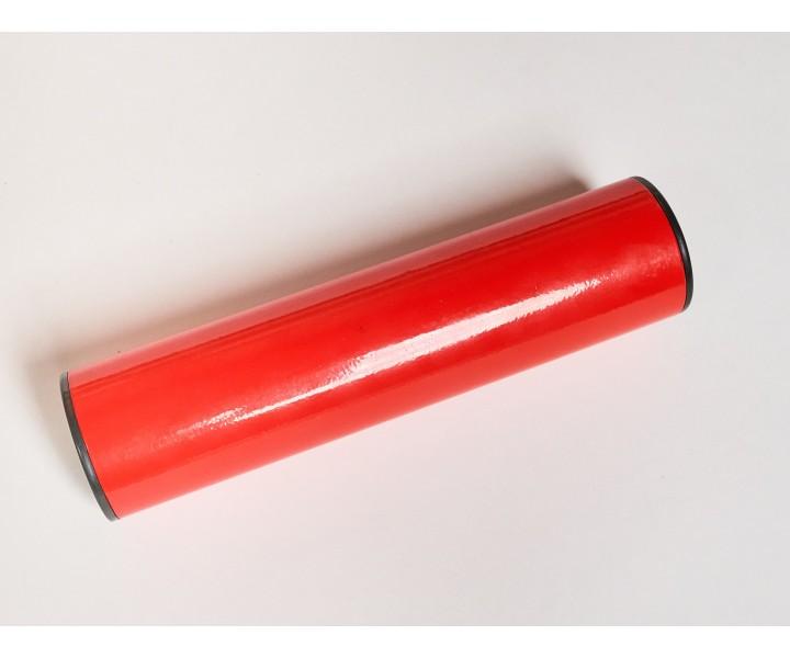 Metal rattle