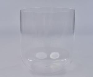 Transparent Crystal Bowl 16 cm