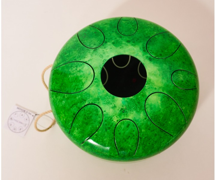 Kigonki Lulu green D minor