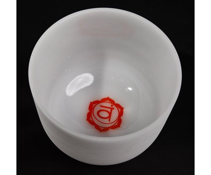 Crystal Bowl 2nd Chakra