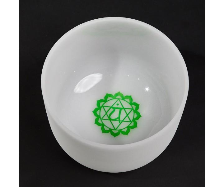Crystal Bowl 4th Chakra