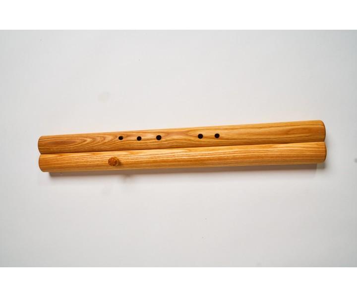 Double flute large D