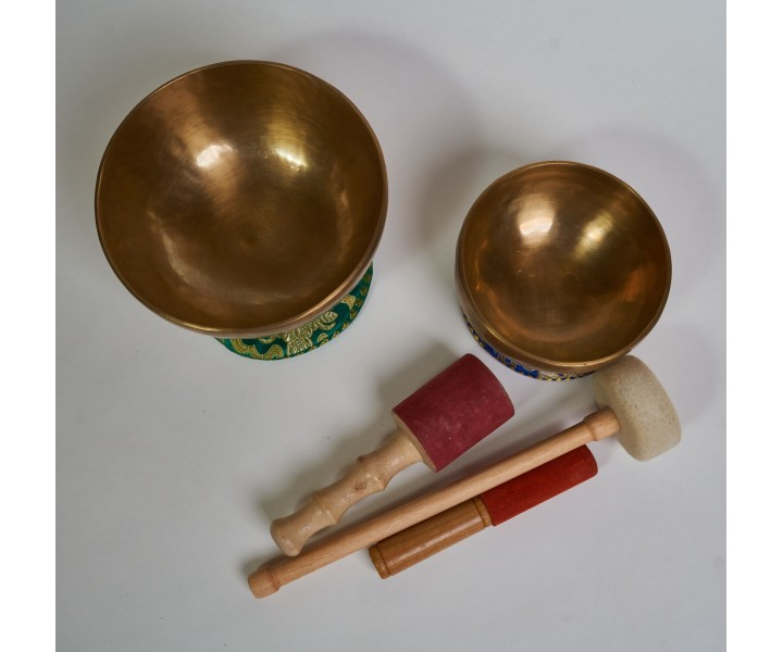 "Set of 2 bowls LN 86/2 - ""Union"""