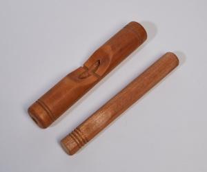 Sounding clave sticks