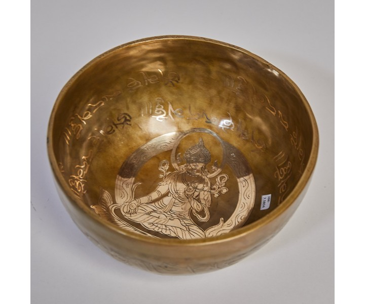 Decorated Bowl 1136g