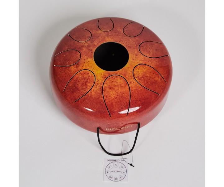 Kigonki Buty D-moll red