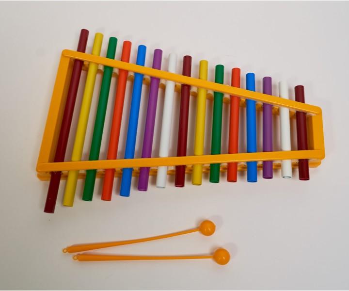 Colored Tubalophone