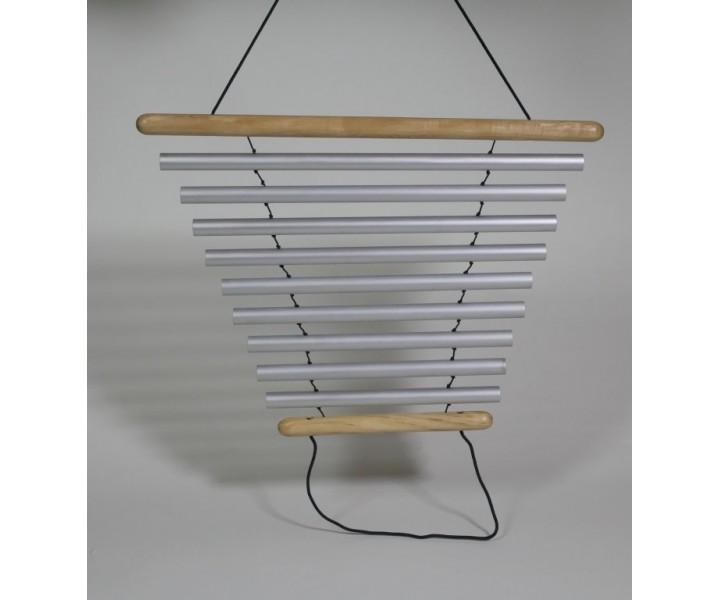 Swinging chimes 9 tones