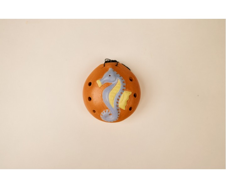 Ocarina seahorse