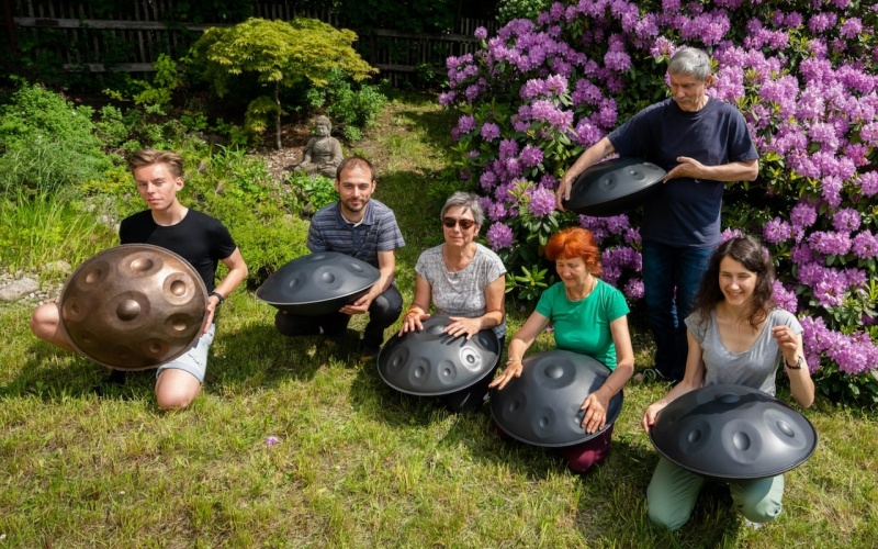 Handpan lesson and workshops