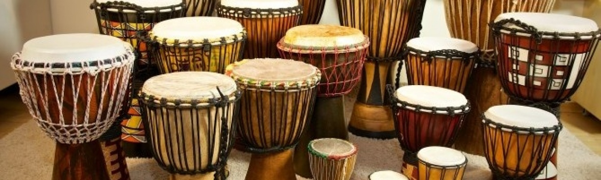 Drums, Percussions, Shakers
