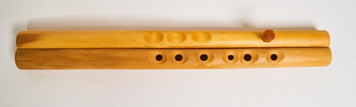 Double flutes