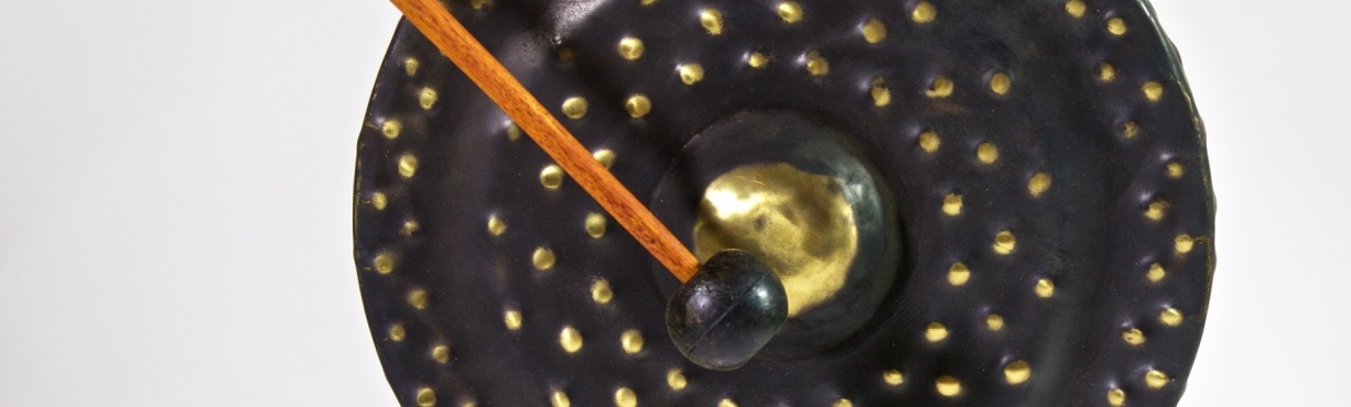 Small healing gongs