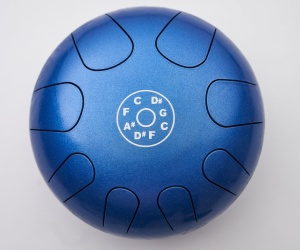 Happy drum small blue G major