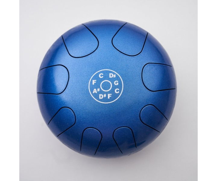 Happy drum blue G major