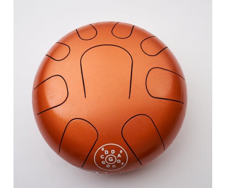 Happy drum orange G diatonic