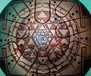 "SAVITA Drum ""Shri Yantra"" a-minor"