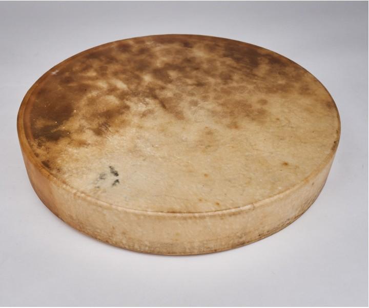 Shaman drum shaved