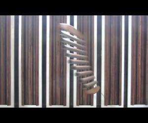 Video ukázka Velké rotujcí vny
