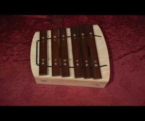 Alto Xylophone AX 500