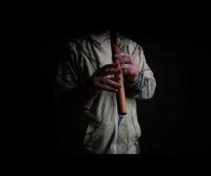 Concert flute a minor
