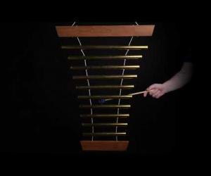 Meditation Brass swinging chimes