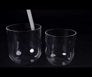 Transparent Bowls Duo