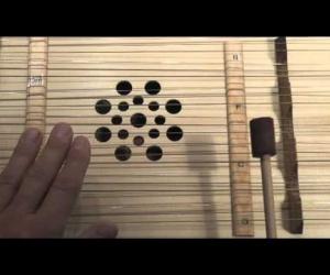 Video ukázka Strunná tamburina